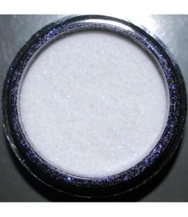 Glittery dust opal blue