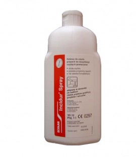 Incidin Liquid Spray 1000ml