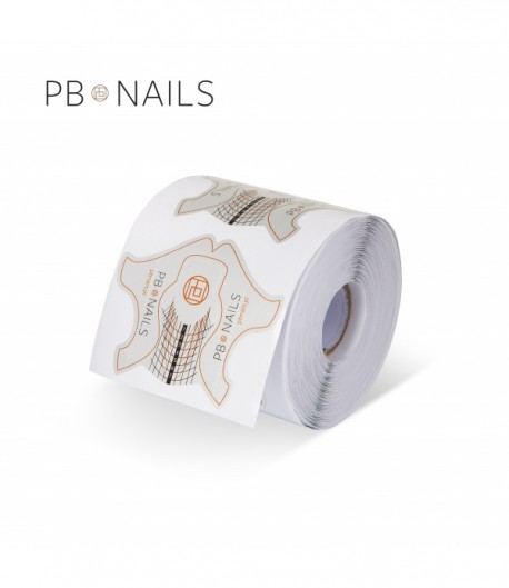 PB Nails Sculpture Forms 300 pcs