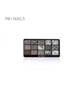 Stamping Plate Small 03